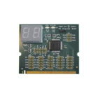 PC Engines - MiniPCI POST Code Display POST.5A1 without Test Pins