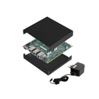 PC Engines APU2C4 Bundle (Board, PSU, Memory, Case)