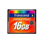 Transcend TS16GCF133 - 16 GB CF 133X Compact Flash Card