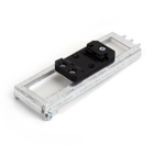 Netonix DIN-8-150-AC - Optional DIN Rail Mounting Kit